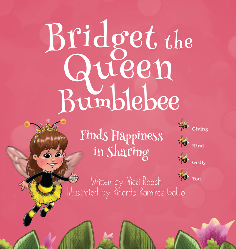 Bridget the Queen Bumblebee