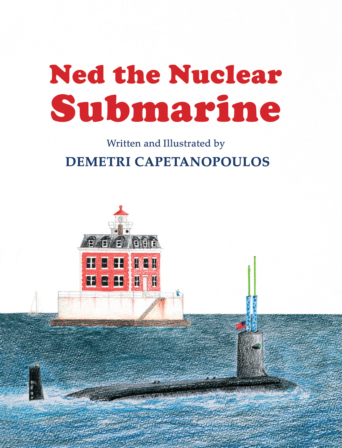 Ned the Nuclear Submarine