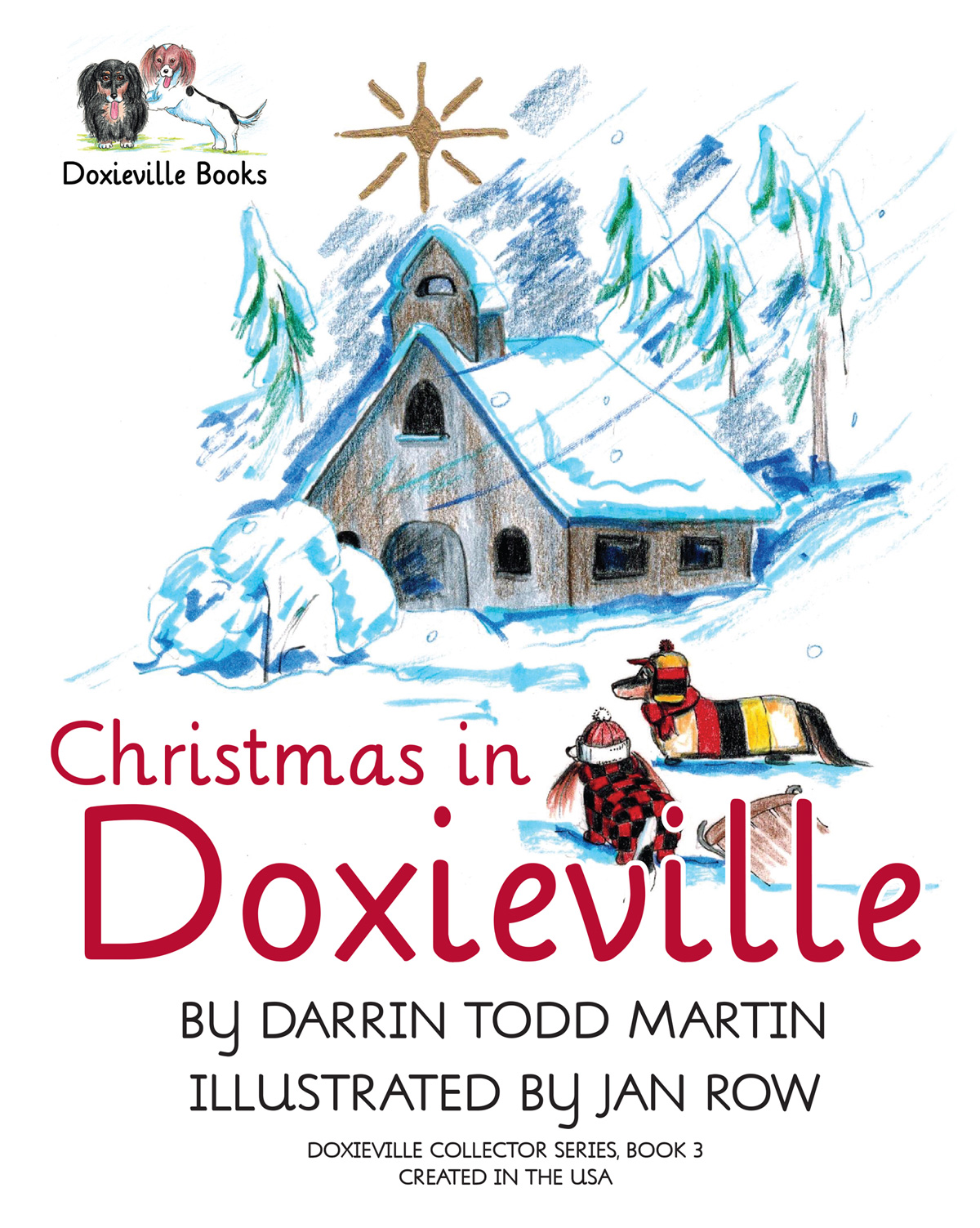 Christmas in Doxieville