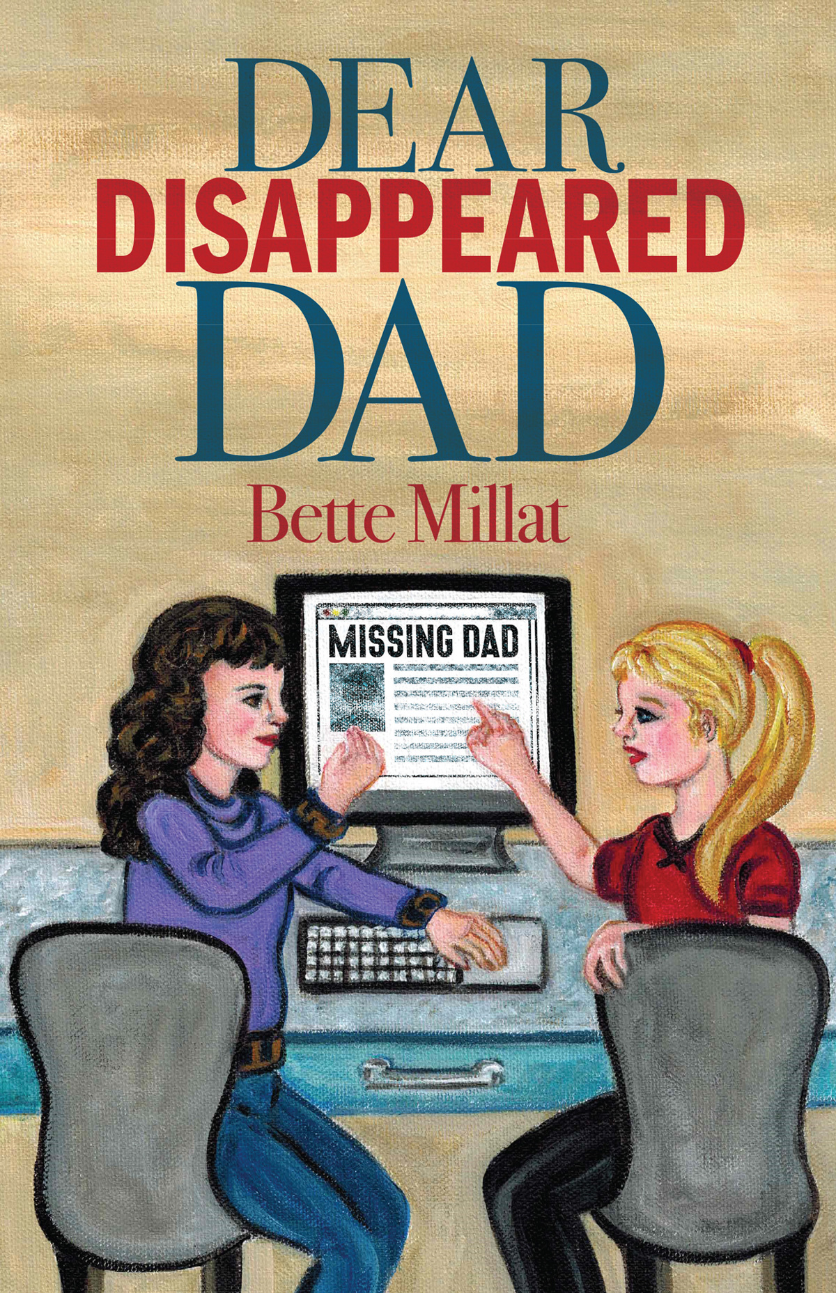 Dear Disappeared Dad