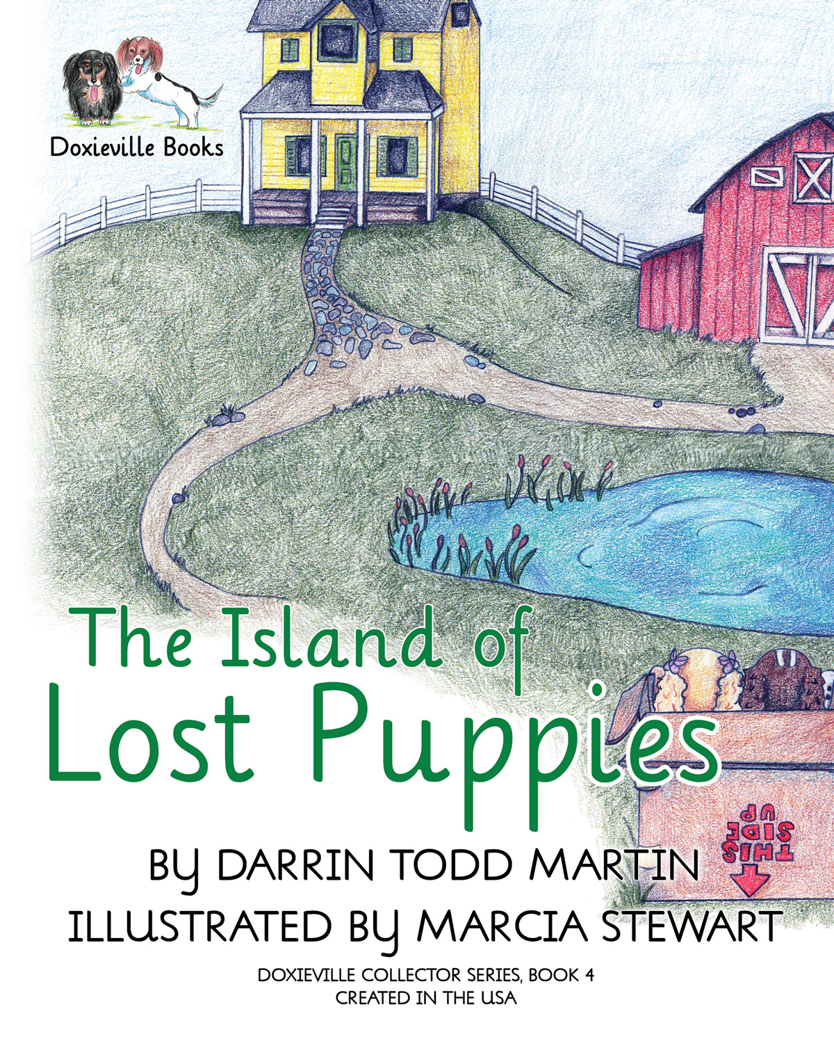 The Island of Lost Puppies