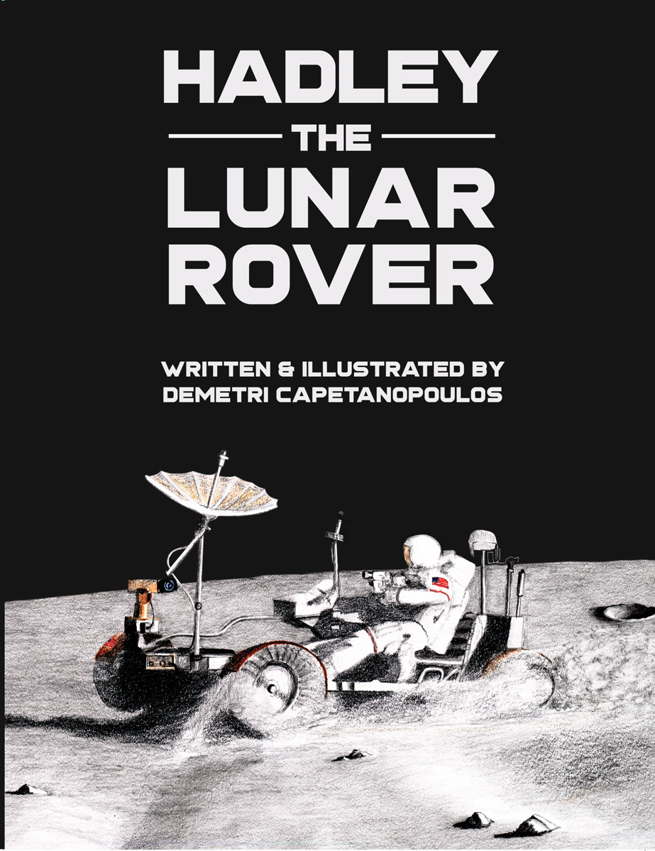 Hadley the Lunar Rover