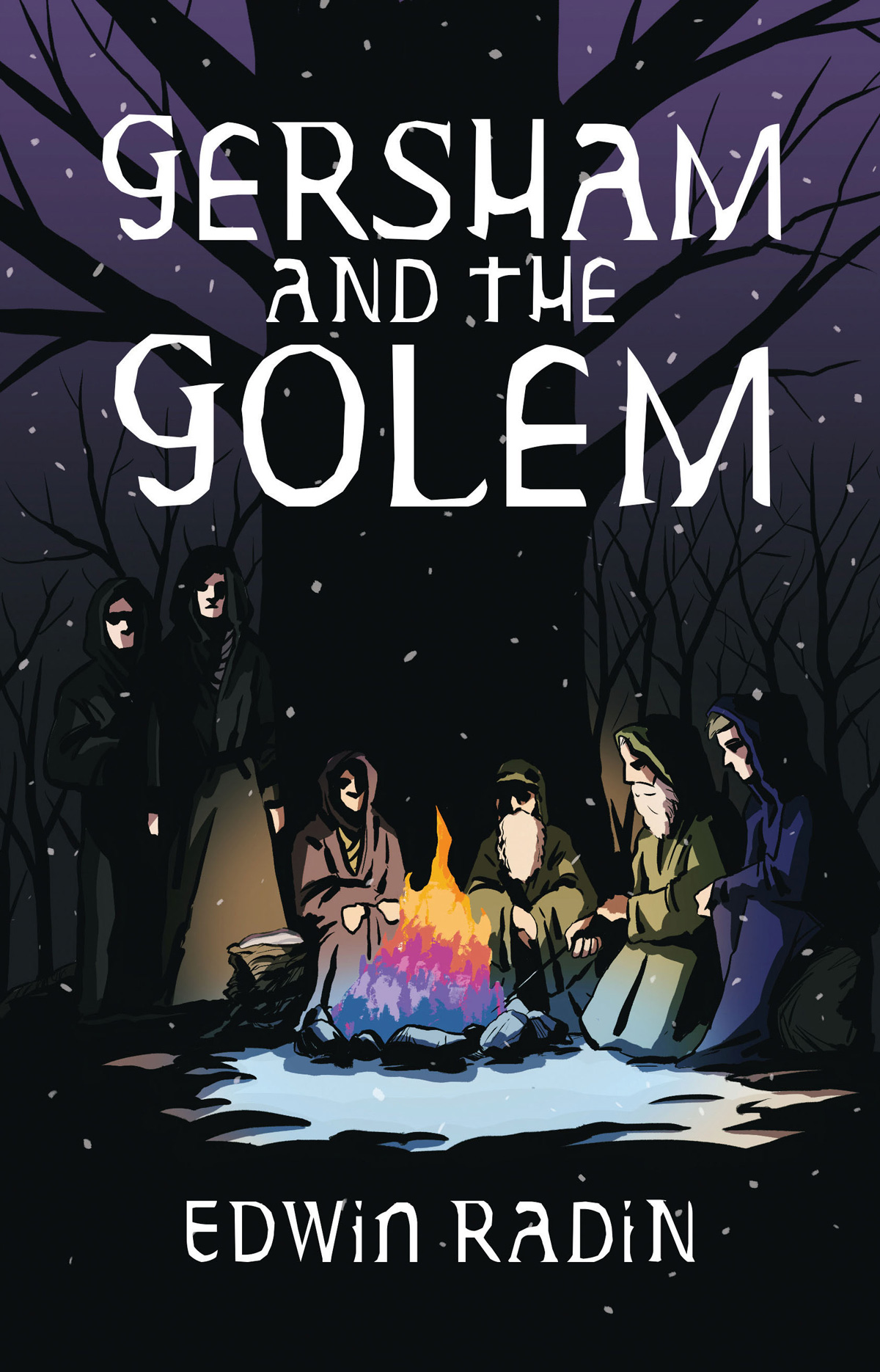 Gersham and the Golem