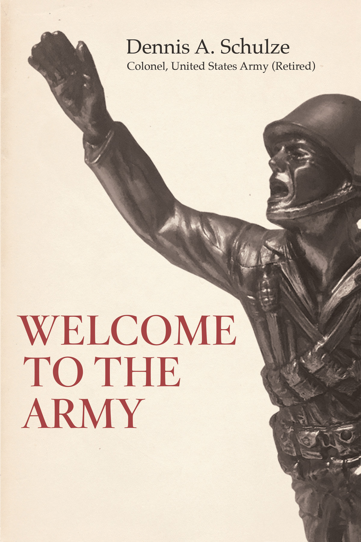 Welcome to the Army