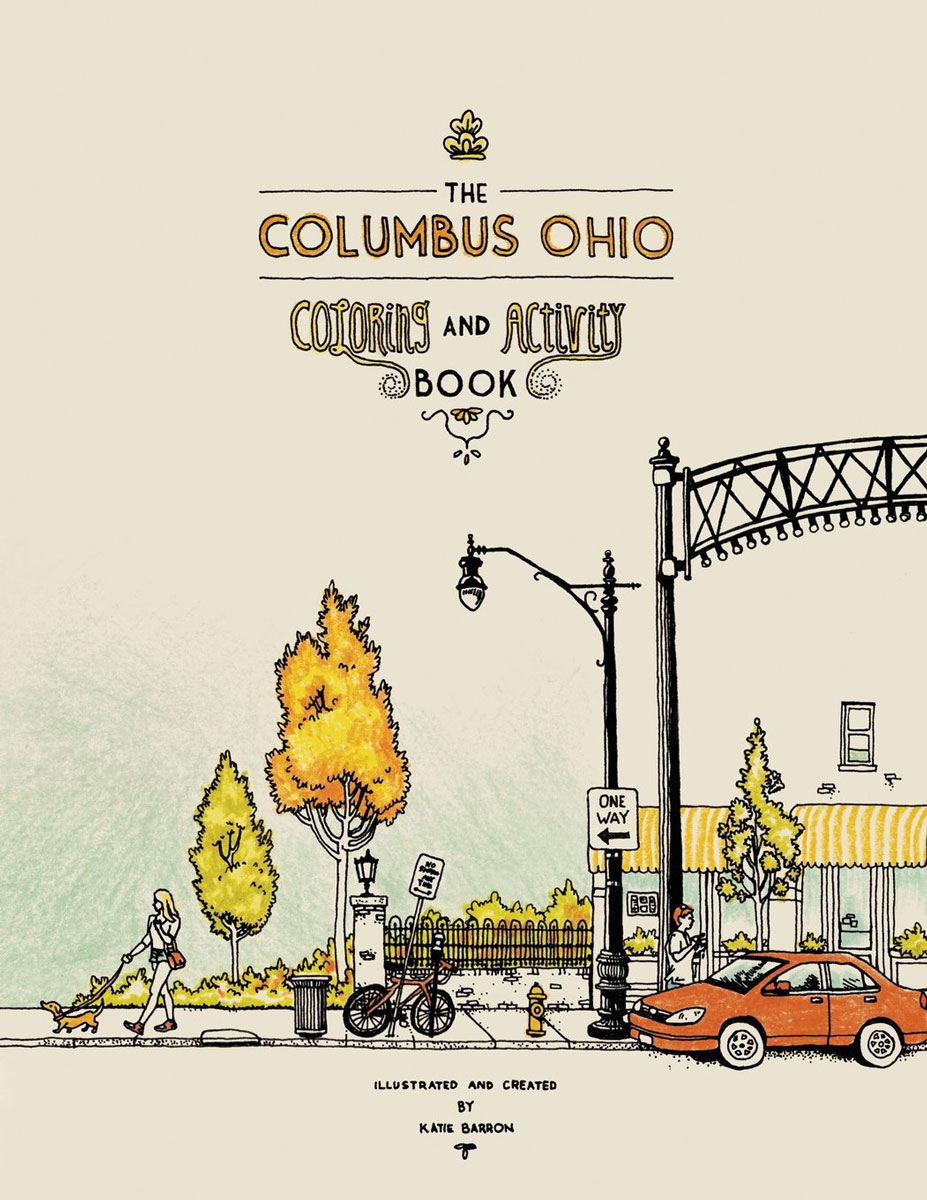 Columbus Coloring and Activity Book Vol.I