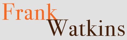Frank Watkins Logo